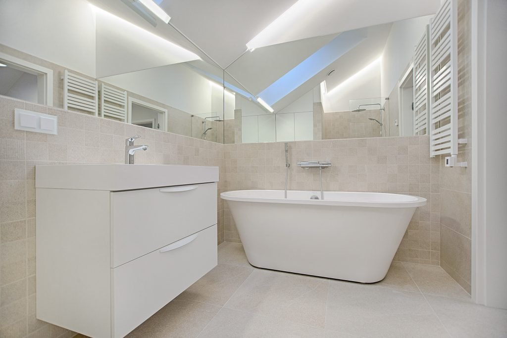 Building Refurbishments - New Bathroom