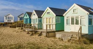 Mudeford Beach Hut