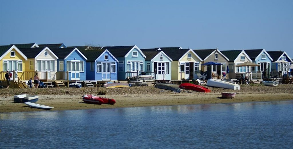 Mudeford Beach Huts - Mudeford Builders
